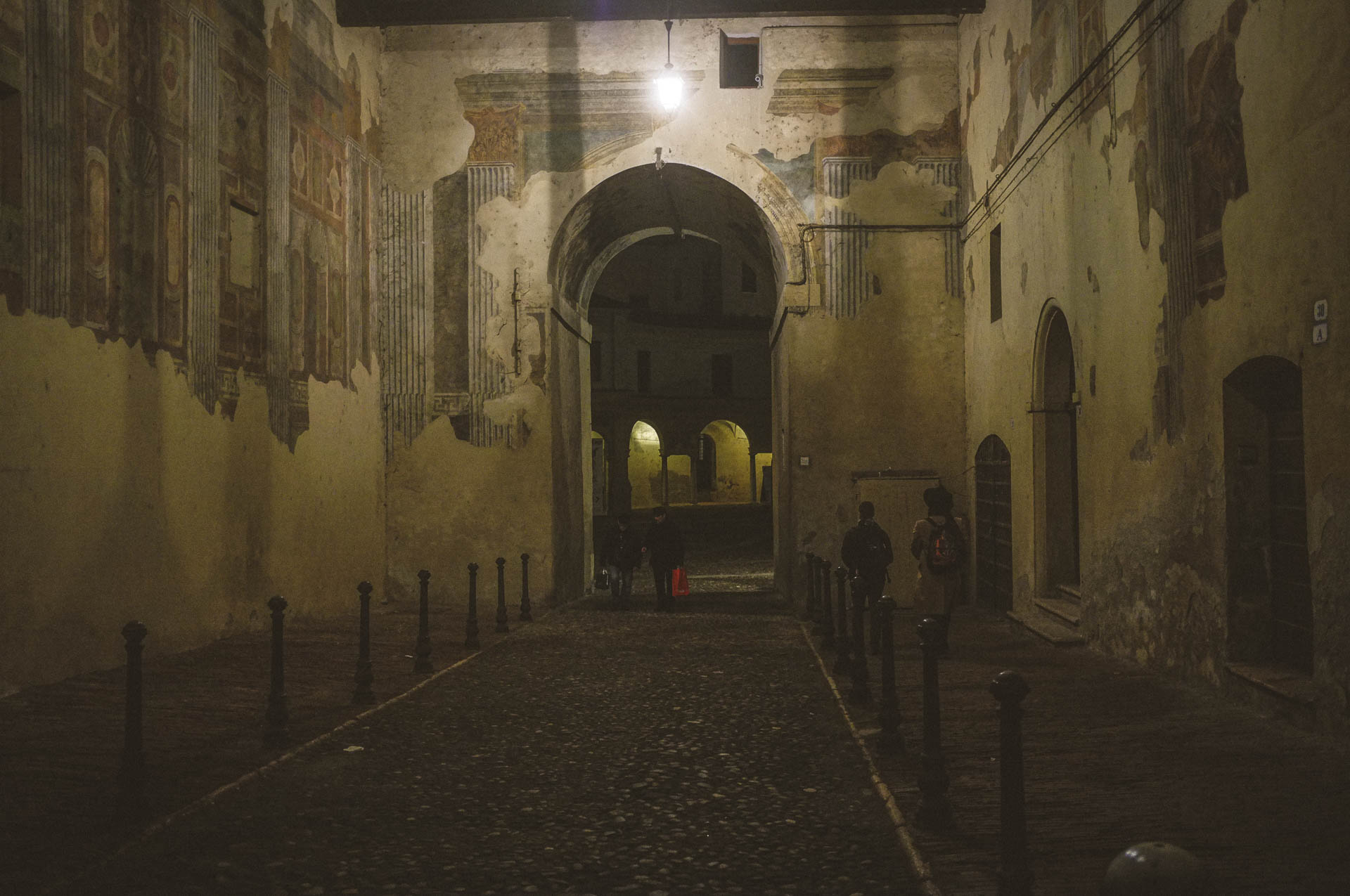 Mantova di sera